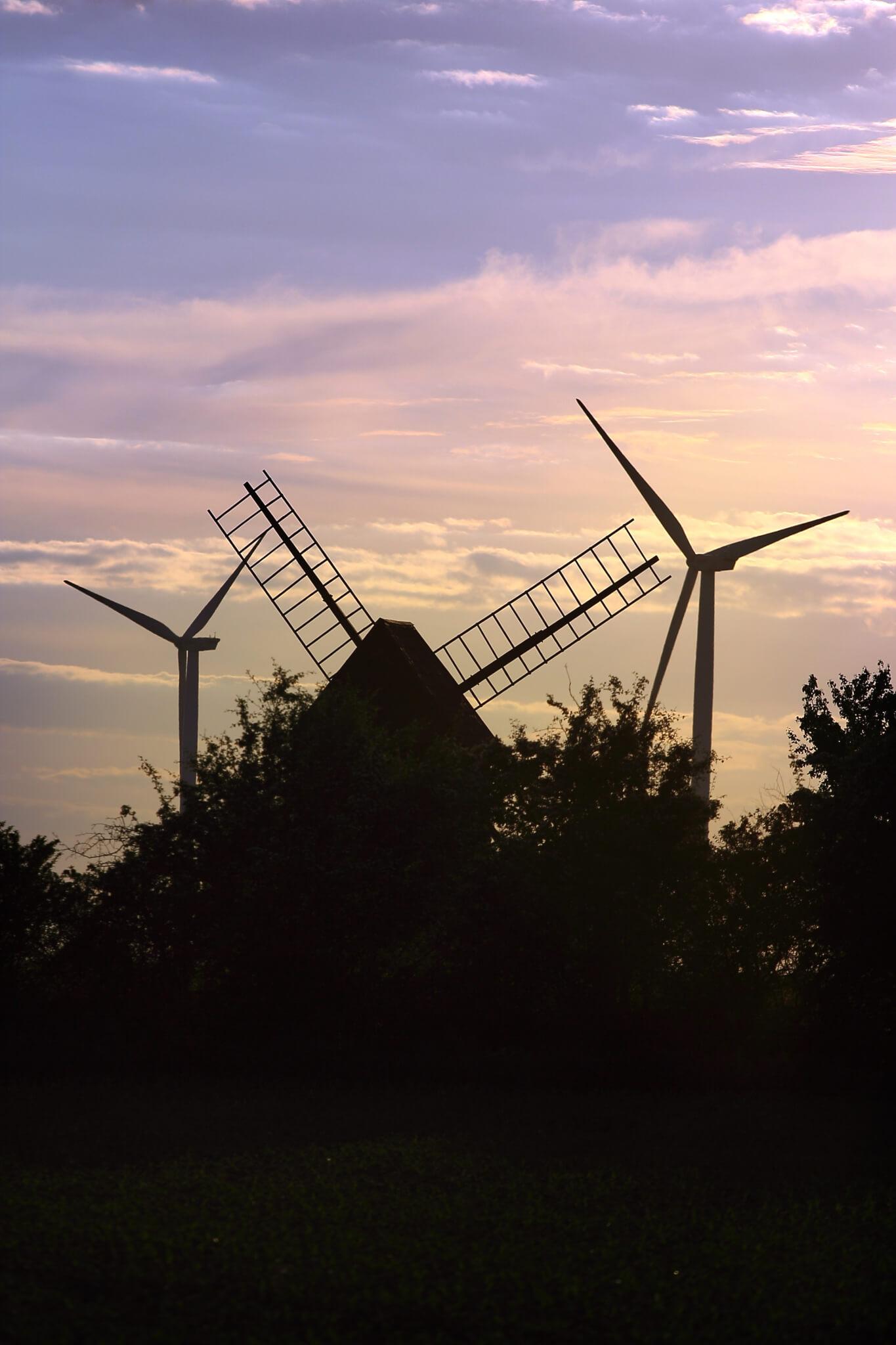 Szlakiem wiatraków