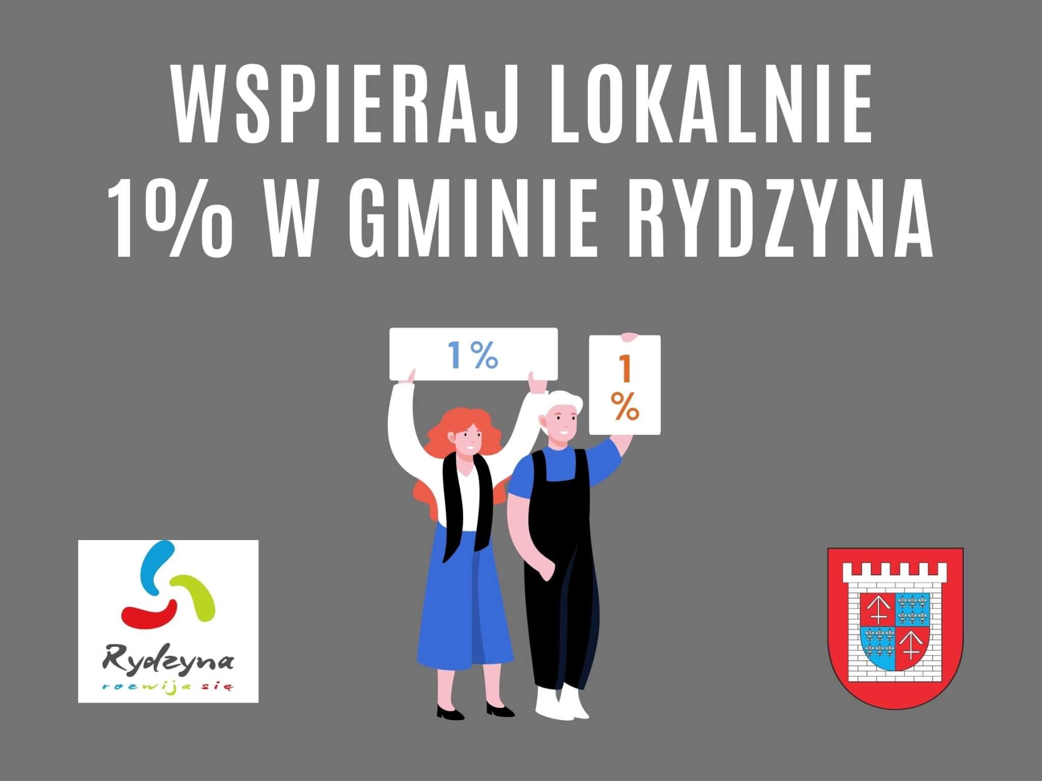 1% w Gminie Rydzyna