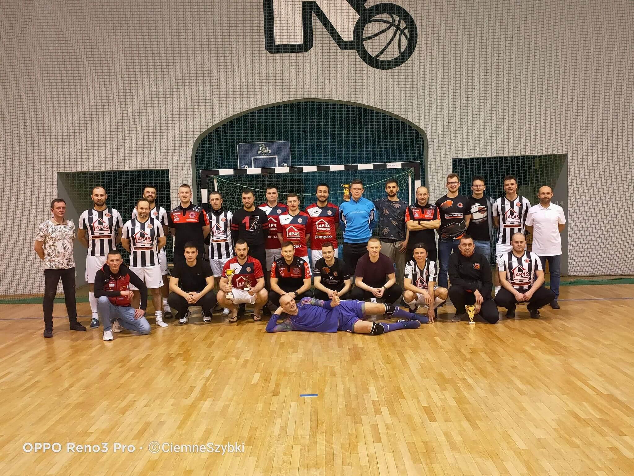 XIII Halowy Turniej Piłki Nożnej