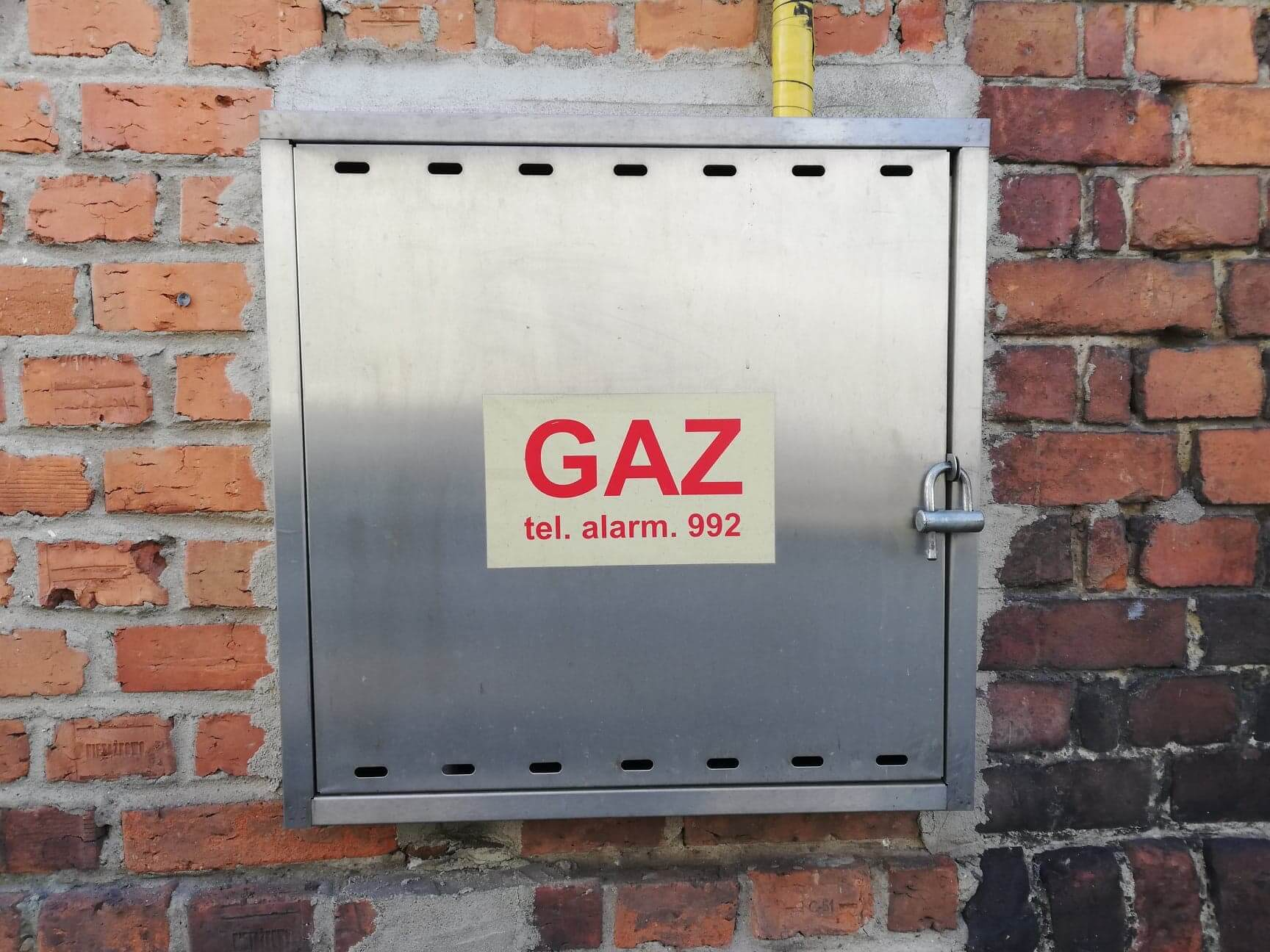 Przyłączenia do sieci gazowej