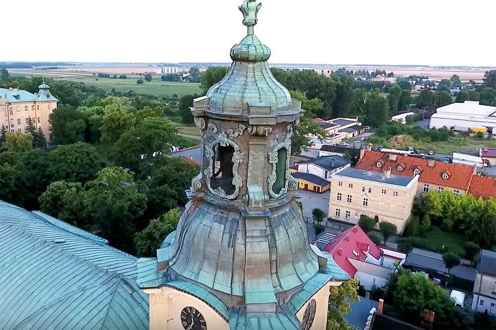 Kościół w Rydzynie