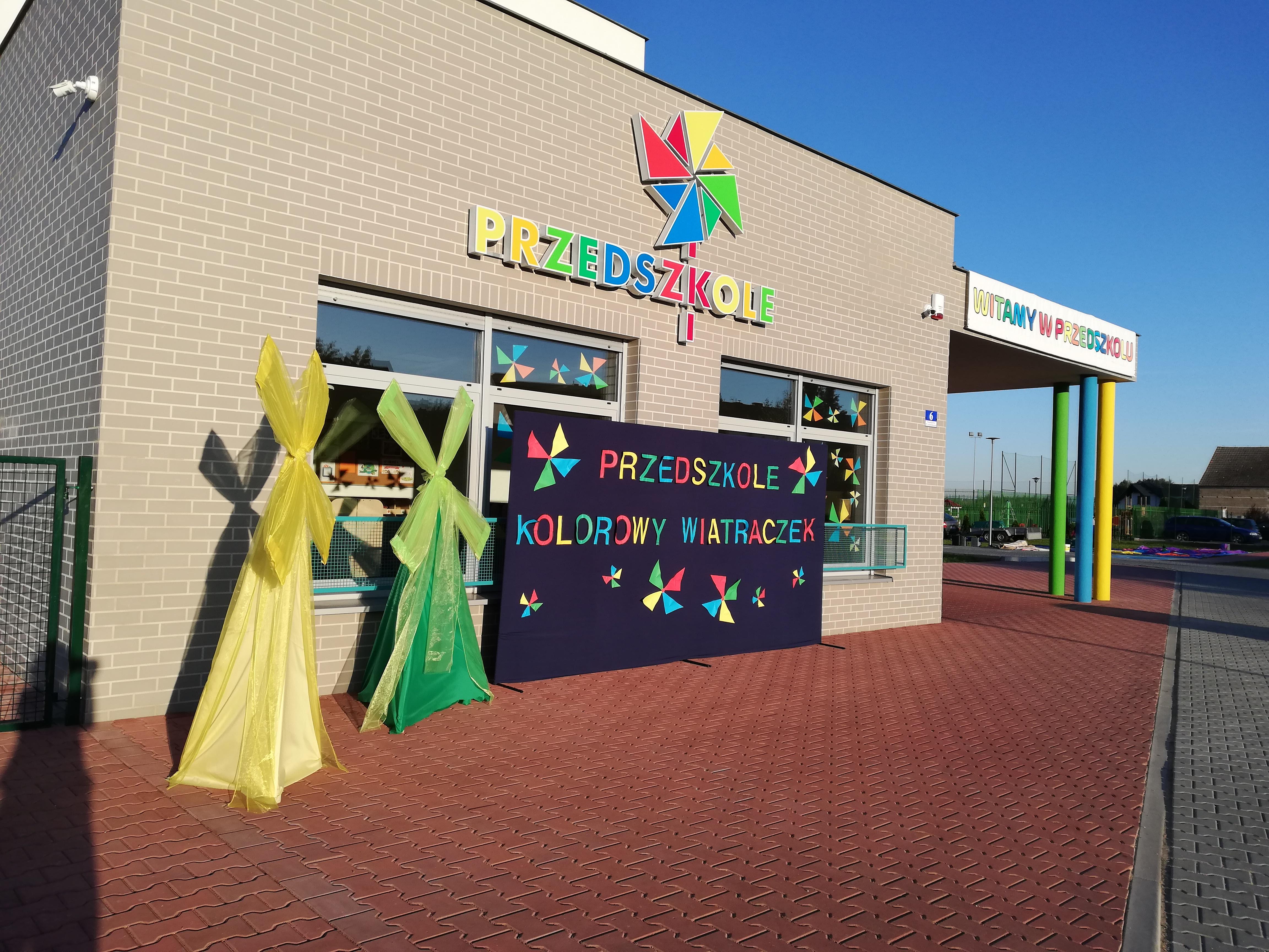 Otwarcie Przedszkola Kolorowy Wiatraczek