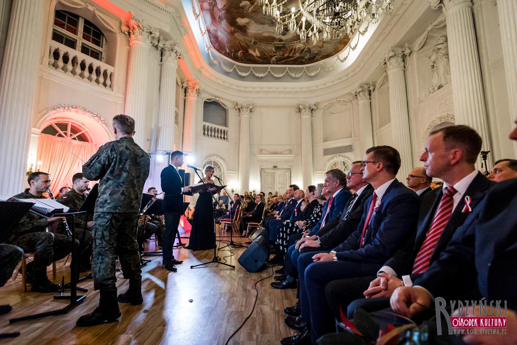 Koncert Niepodległościowy Orkiestry Reprezentacyjnej Sił Powietrznych – 10.11.2019 r.