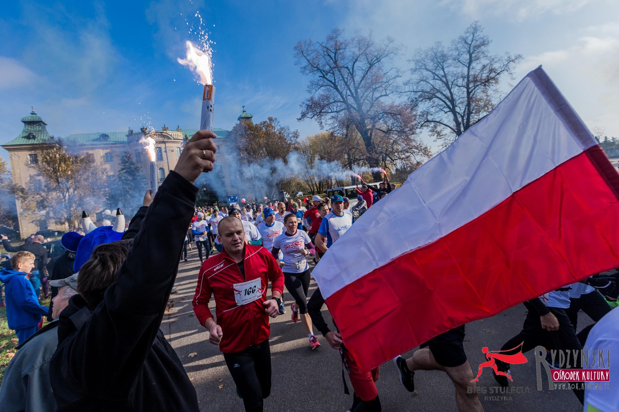 VII Rydzyński Bieg Niepodległości 11.11.2019 r.