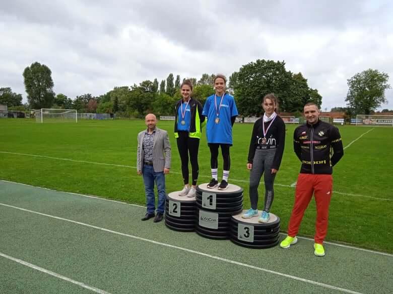 Mistrzostwa Gminy w biegach przełajowych