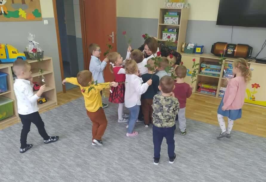 DEN w przedszkolu